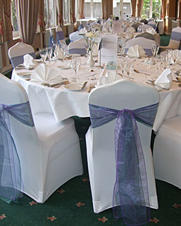Wedding Chair Covers Cornwall
